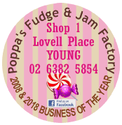 Poppa's Fudge & Jam Factory