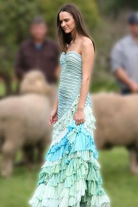 Woollen Fashion Parade