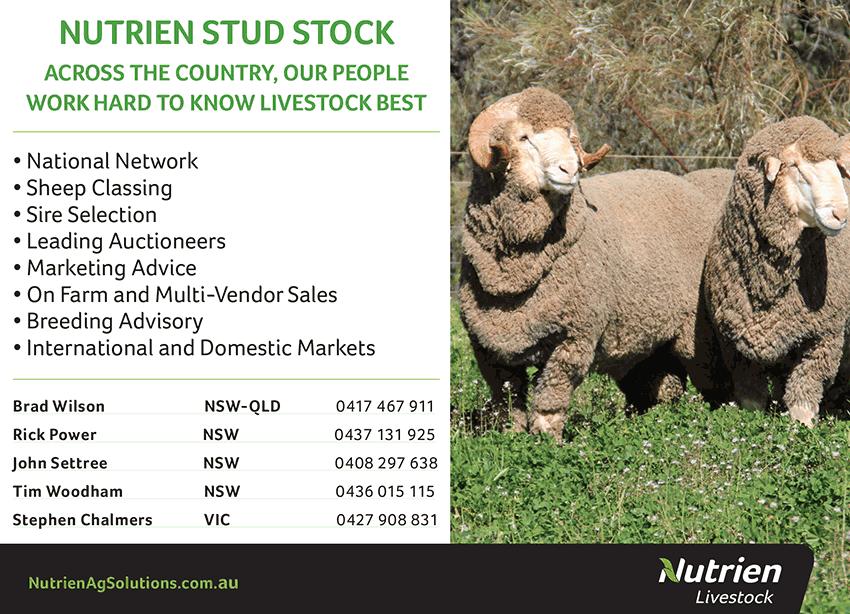 Nutrien Livestock
