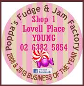 Poppa's Fudge & Jam Factory